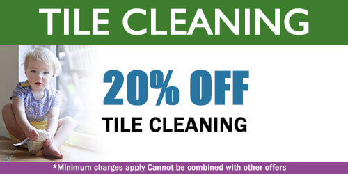 BNK Chem-Dry Tile Cleaning Special